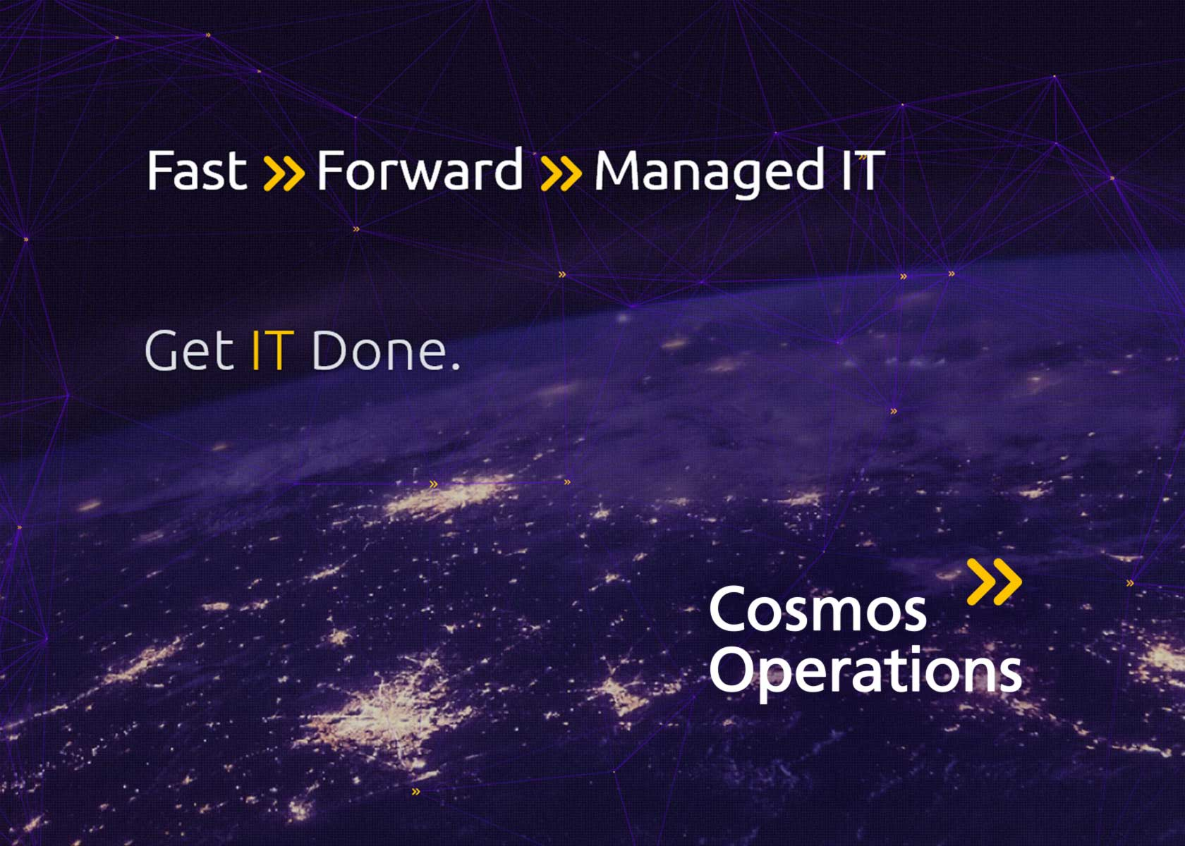 Fast Forward Managed IT Operations